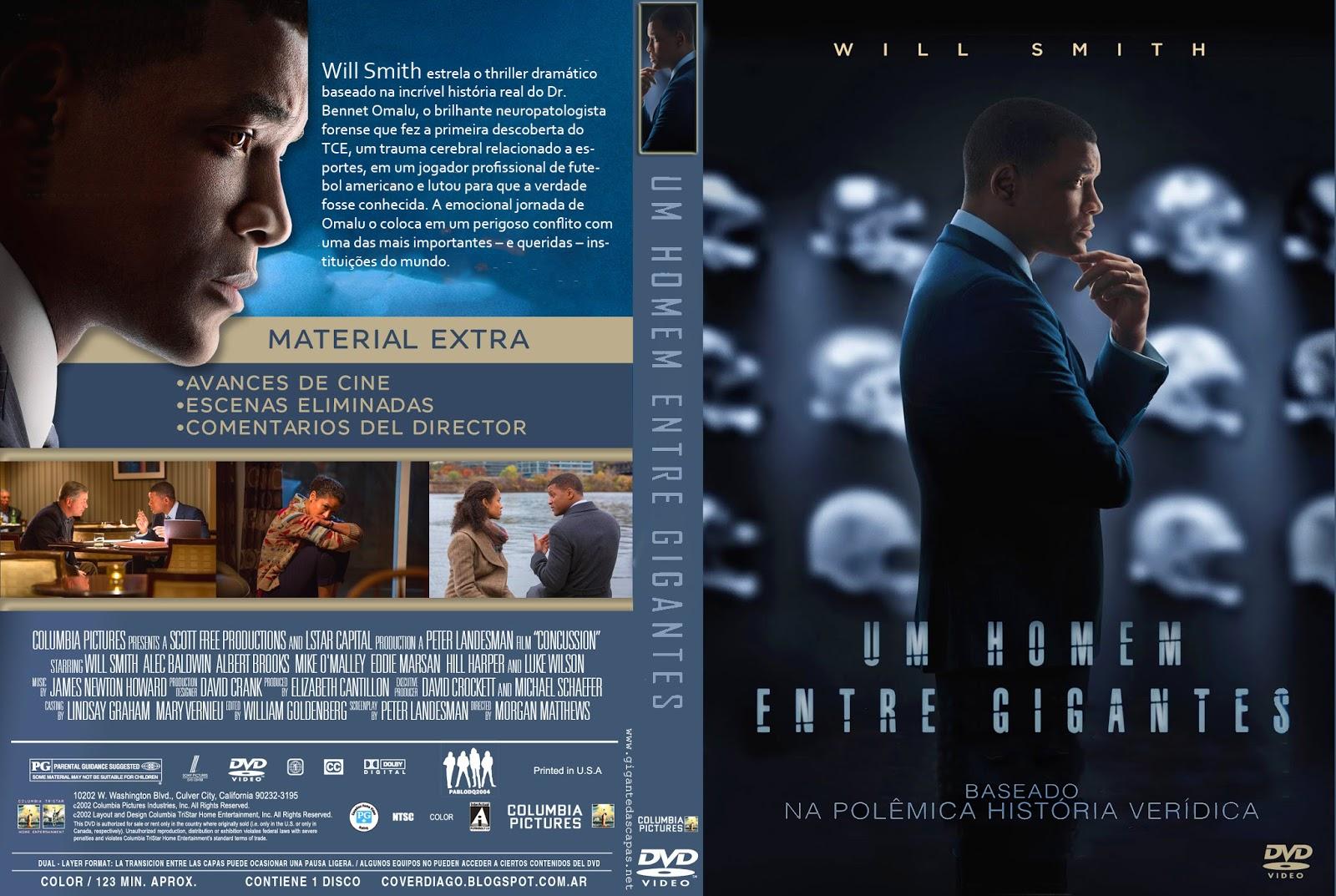 Torrent - Um Homem Entre Gigantes Blu-ray rip 1080p Legendado (2015)