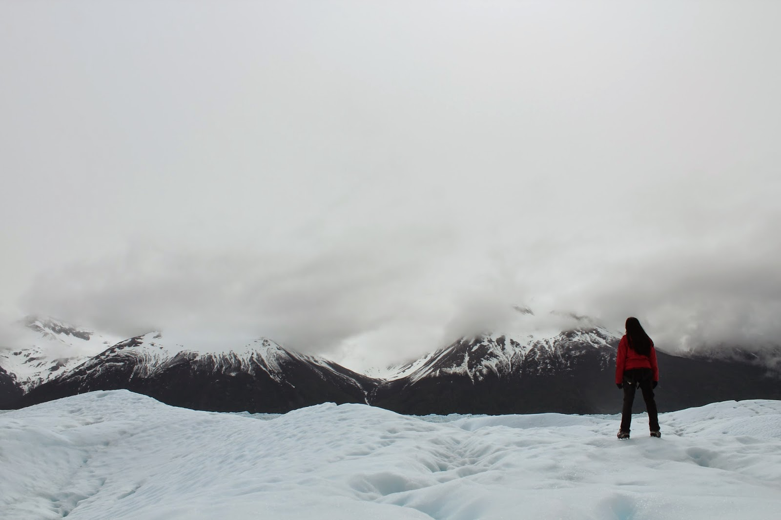 big ice el calafate