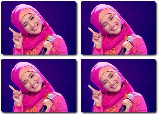 Konser Tunggal Perdana Fatin di Unhas Makassar