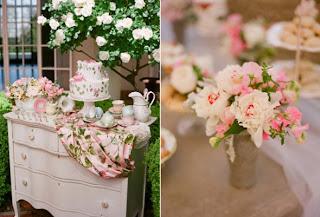 fotos de decoração vintage