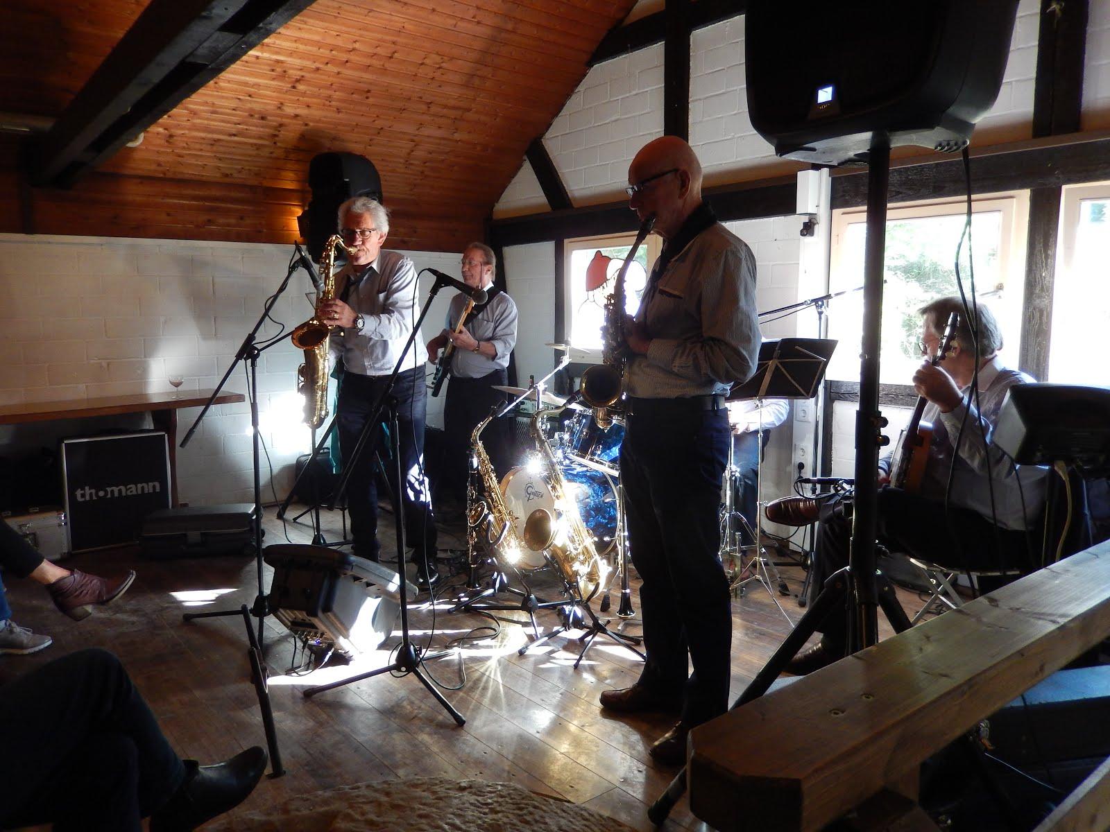 Concert Jazzclub Alte Muehle Gummersbach 9 oktober 2016