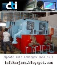 Lowongan Kerja PT Design & Technics Indonesia (DTI)