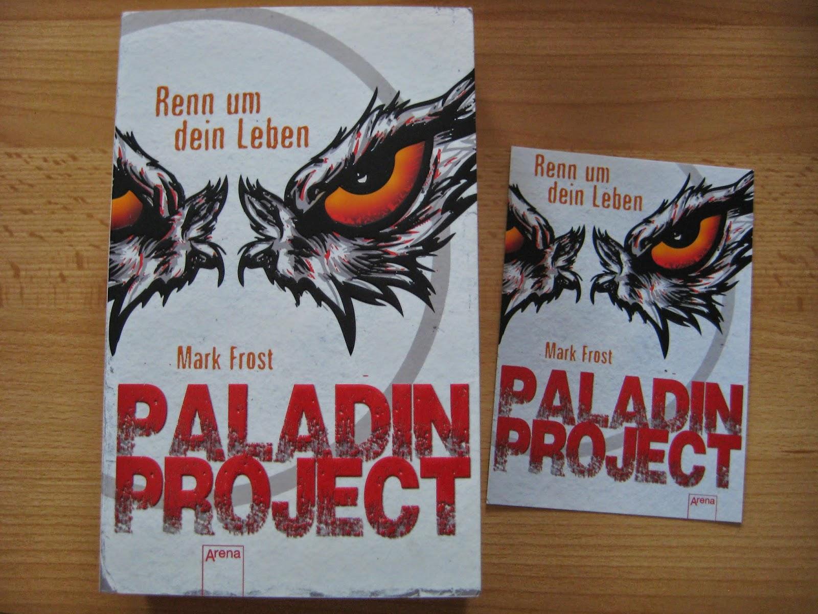 http://www.arena-verlag.de/artikel/paladin-project-1-renn-um-dein-leben-978-3-401-06925-8