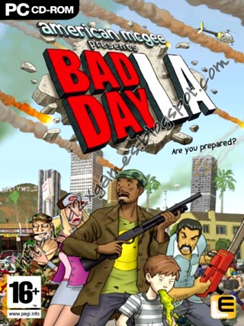 Free Download Games - Bad Day LA