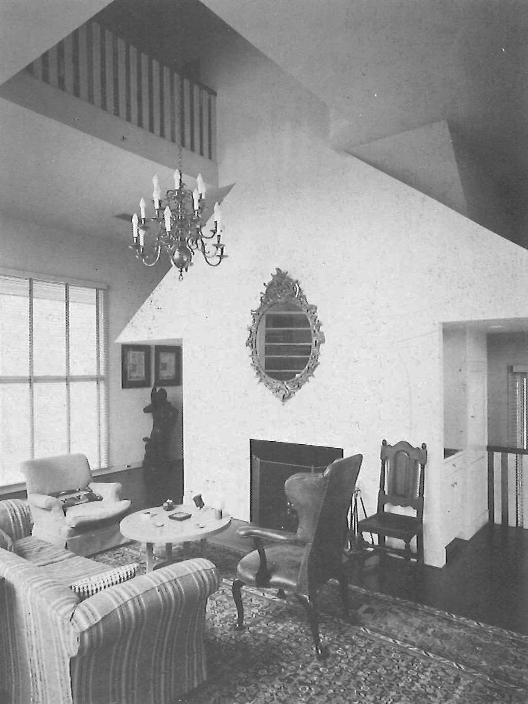Inside The Venturi House