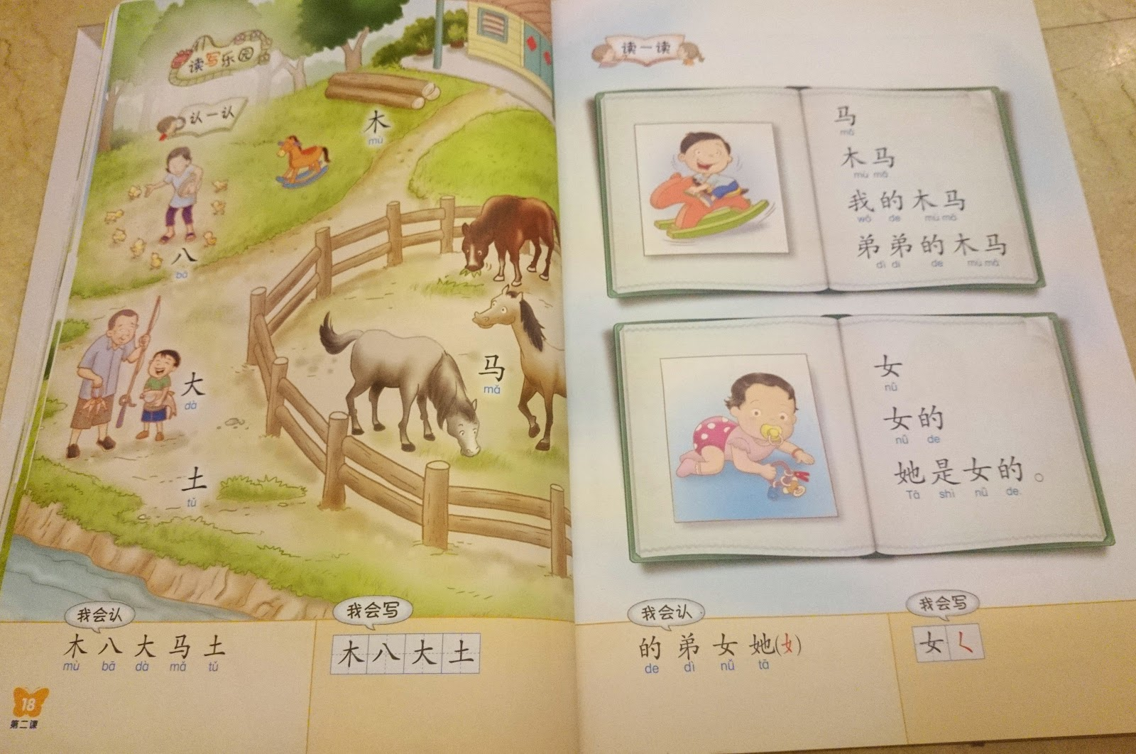 New syllabus for Primary One - novel way of learning Chinese ...