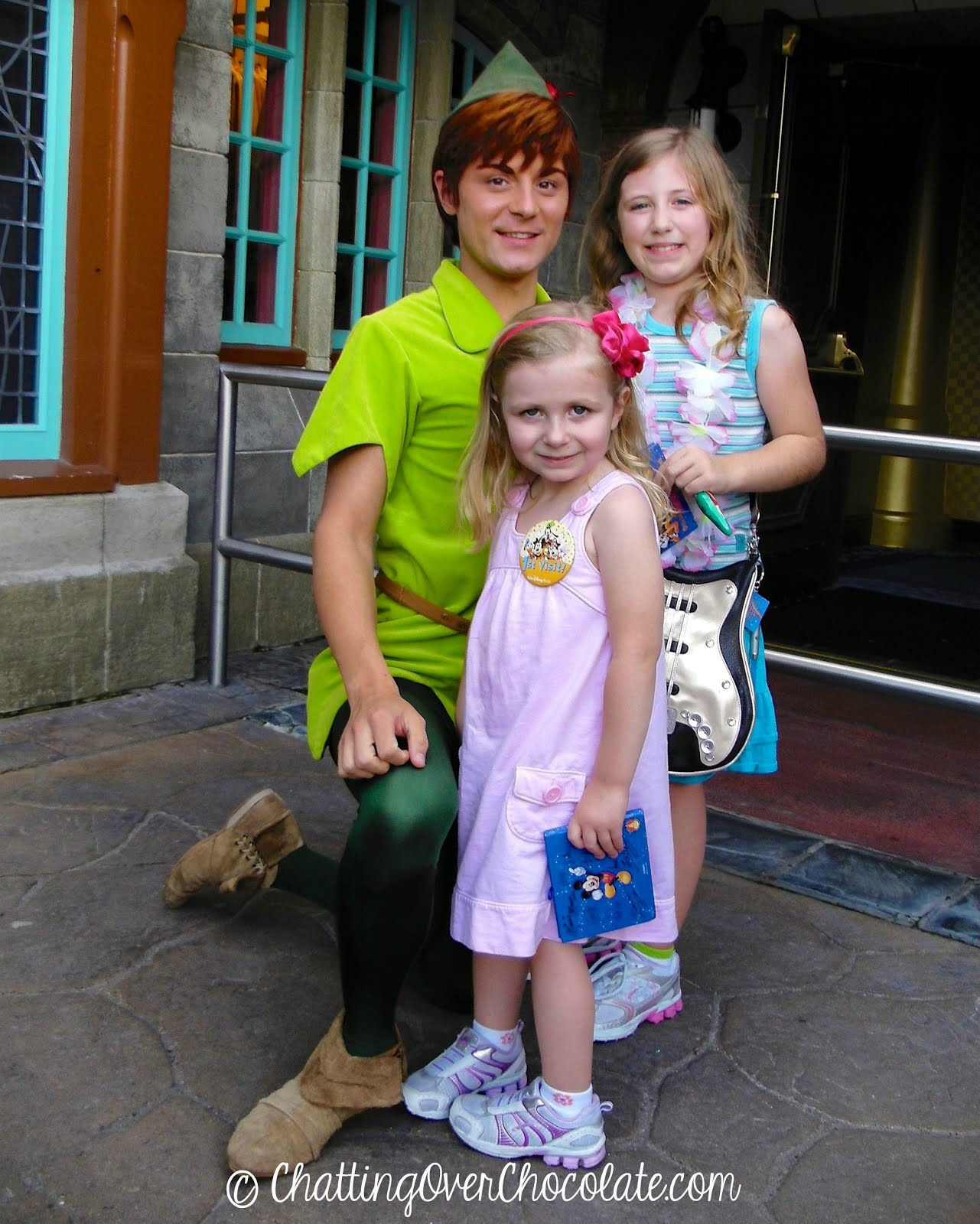 Chatting over chocolate five loves on friday highlight we this will forever be one of my favorite character meet and greet snapshots it was taken during little ones first trip to wdw back in 2009 kristyandbryce Image collections