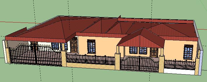 Info Desain Rumah 3d dan Desain Teras Rumah