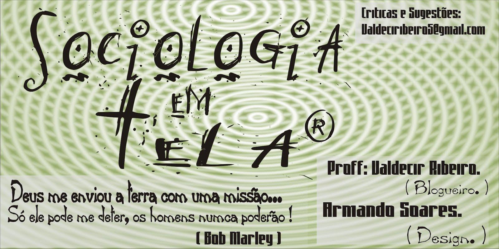 SOCIOLOGIA EM TELA