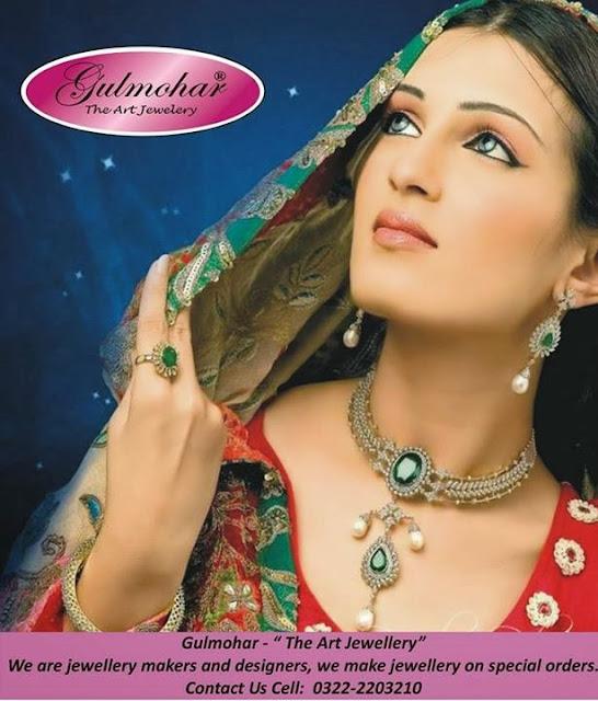 Jewellary set by Gulmohar