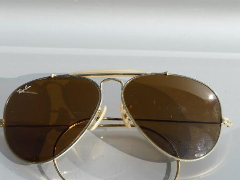 outdoorsman 80's - verres bruns - 69 euros