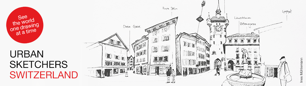 Urban Sketchers Switzerland