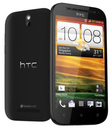 HTC One SV:  1 GB RAM