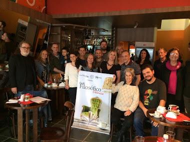 Café Filosófico Clínico em Porto Alegre! Um evento Casa da Filosofia Clínica.