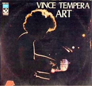 vince tempera art (1973)
