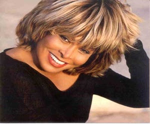 Tina Turner - Rising On The Time