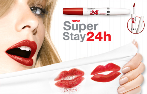 Batom Maybelline Superstay 24h