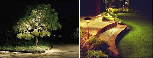 Ingenier a citrol asesores en iluminaci n amigable con el - Iluminacion en jardines pequenos ...