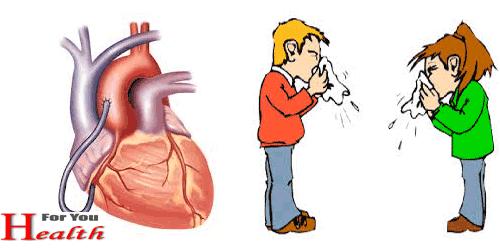 sneeze,Heart