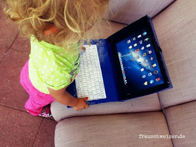 DIY: Kinder Laptop selber bauen 3