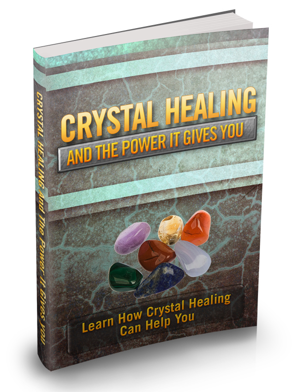 Free Crystal Healing book