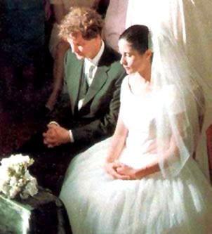 Colin firth livia wedding