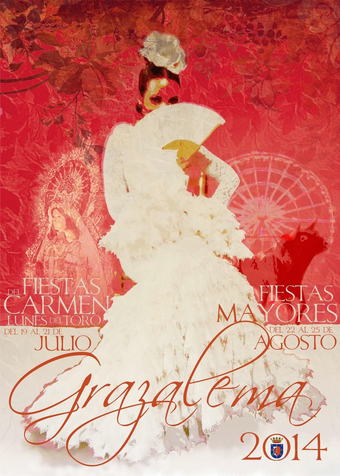 del 18 al 21 de julio Fiestas del Carmen