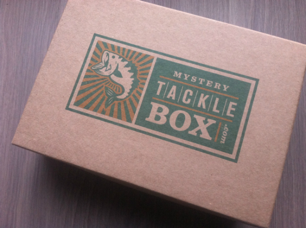 Last Minute Gift Idea - Mystery Tackle Box Review - Fishing Subscription Boxes