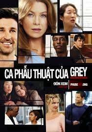 Ca Phẫu Thuật Của Grey 2 Kênh trên TV Full Tập Trọn Bộ
