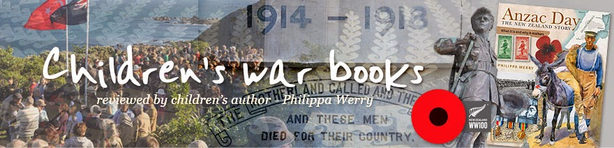 Children's war books