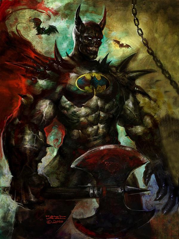 Batman del Infierno