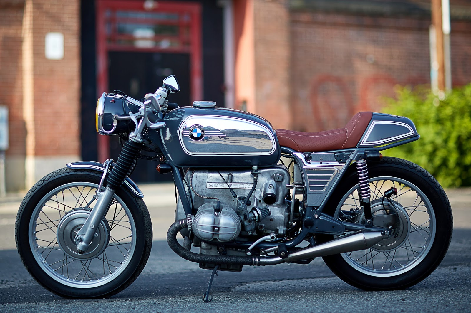 Airhead Bmw Cafe Racer