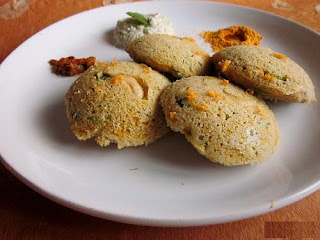 Recipe Oats Rava Idli