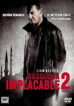 Busqueda Implacable 2 (2012) Pelicula Completa HD 720p 1080p [MEGA] [LATINO]
