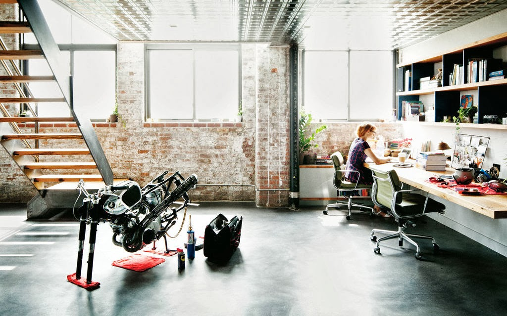 Architettura d 39 interni rocketgarage cafe racer magazine for Interni architettura