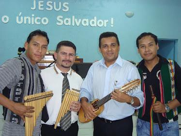 Culto de Missões Congregação do Bairro das Insdústrias - JPA