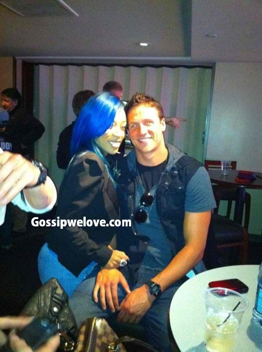 "COUPLEDOM: ""Love & Hip Hop: Atlanta"" K. Michelle DATING ... K Michelle And Ryan Lochte Tweets"