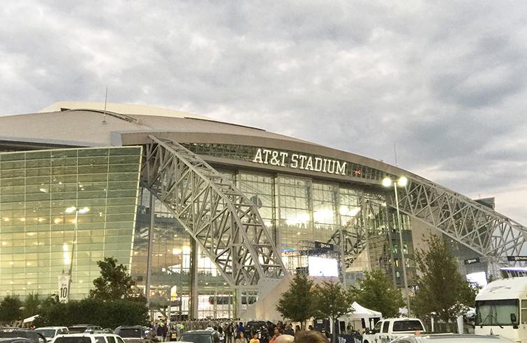 AT&T stadium arlington texas