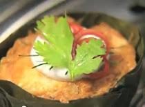 อาหารไทยห่อ-ม้วน