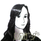 MIV3D mulher face cabello