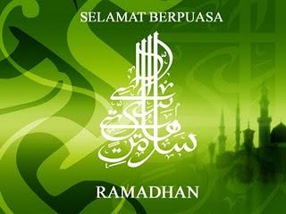 Kumpulan Ucapan Selamat Menyambut Ramadhan