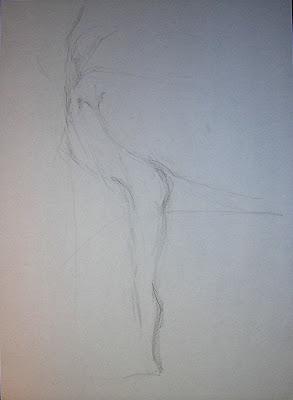 Clases para aprender a dibujar la figura humana en la academia de dibujo y pintura Artistas6 de Madrid