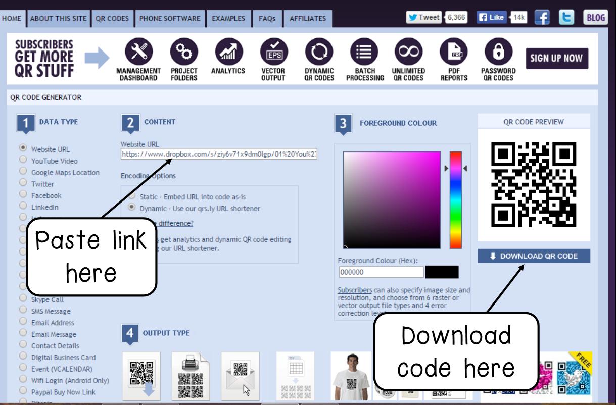 Fine Create Qr Code Business Card Photos - Business Card Ideas ...