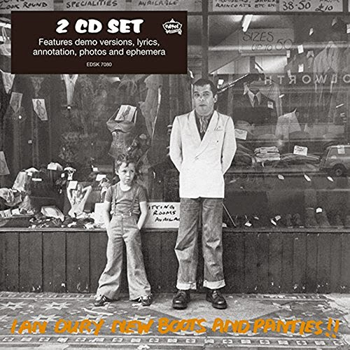 Ian dury new boots and panties do it yourself flipside reviews as they stand both albums have their plus and minuses 1977s new boots and panties followed his recent break up with first outfit solutioingenieria Images