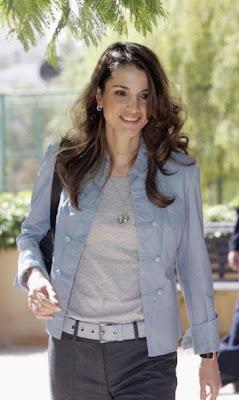 quen Rania fashion