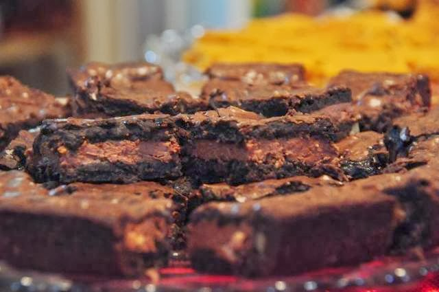 symphony brownies