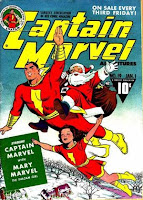 Captain Marvel Adventures #19 2nd appearance Mary Marvel