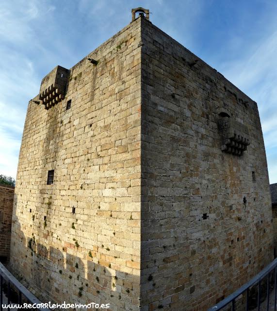Torre del homenaje castillo de Puebla de Sanabria