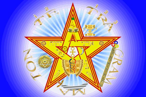 the-esoteric-pentagram-or-el-pentagrama-o-pentaculo-esoterico