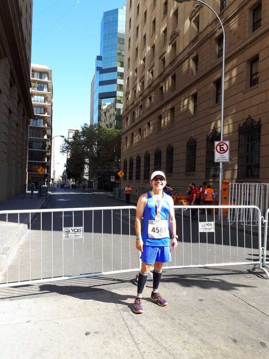 Maratona Santiago 2018